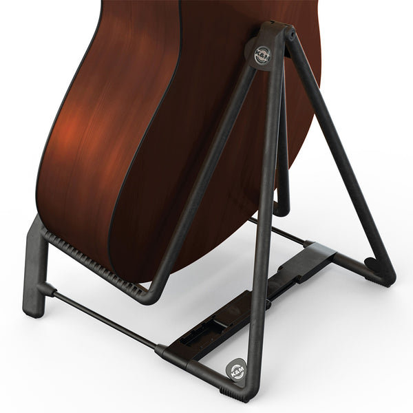 "K&M 17580 ""Heli 2"" Acoustic Guitar Stand"