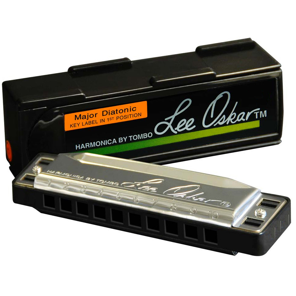 Lee Oskar Major Diatonic Harmonica Key of A