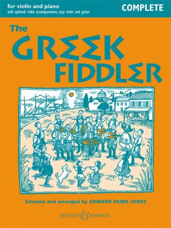 The Greek Fiddler - Complete - Violin