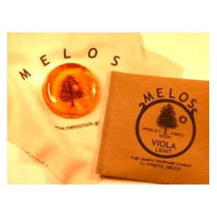 Melos Viola Light Rosin Large