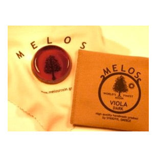 Melos Viola Dark Rosin Large