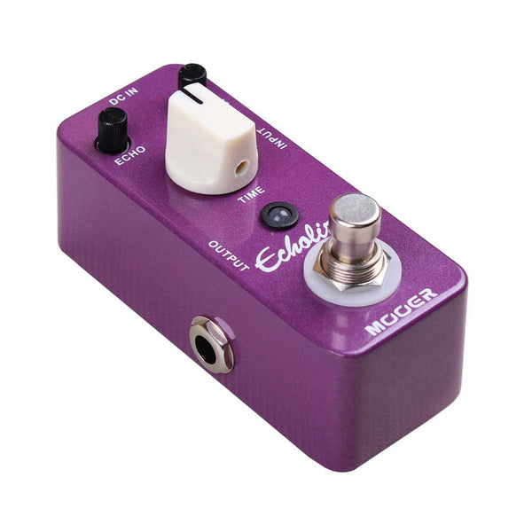 Mooer Echolizer Micro Analogue Delay Pedal