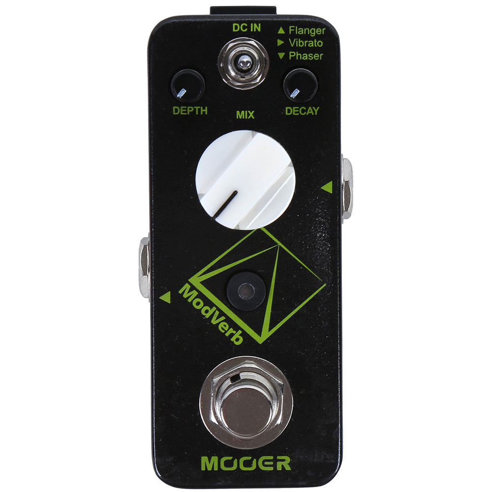 Mooer Modverb Micro Reverb Pedal
