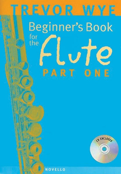 Beginner's Book for the Flute Part 1 by Trevor Wye