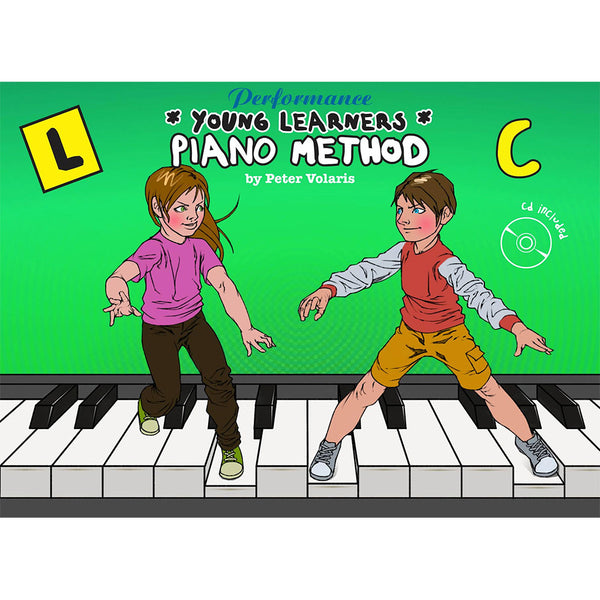 Young Learners Piano Method Value Pack with Free Practice Diary