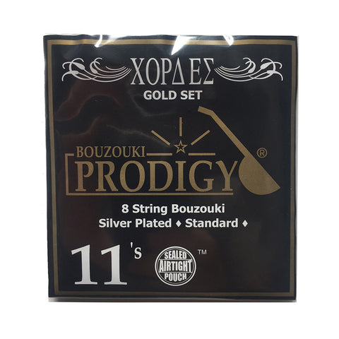 Prodigy Gold 8 String Bouzouki Strings