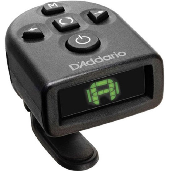D'Addario Planet Waves CT-12 NS Micro Headstock Tuner