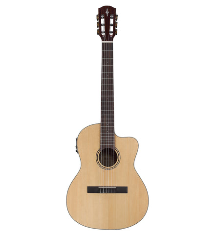 Alvarez RC26HCE Regent Series Hybrid Classical Guitar with Pickup and Cutaway