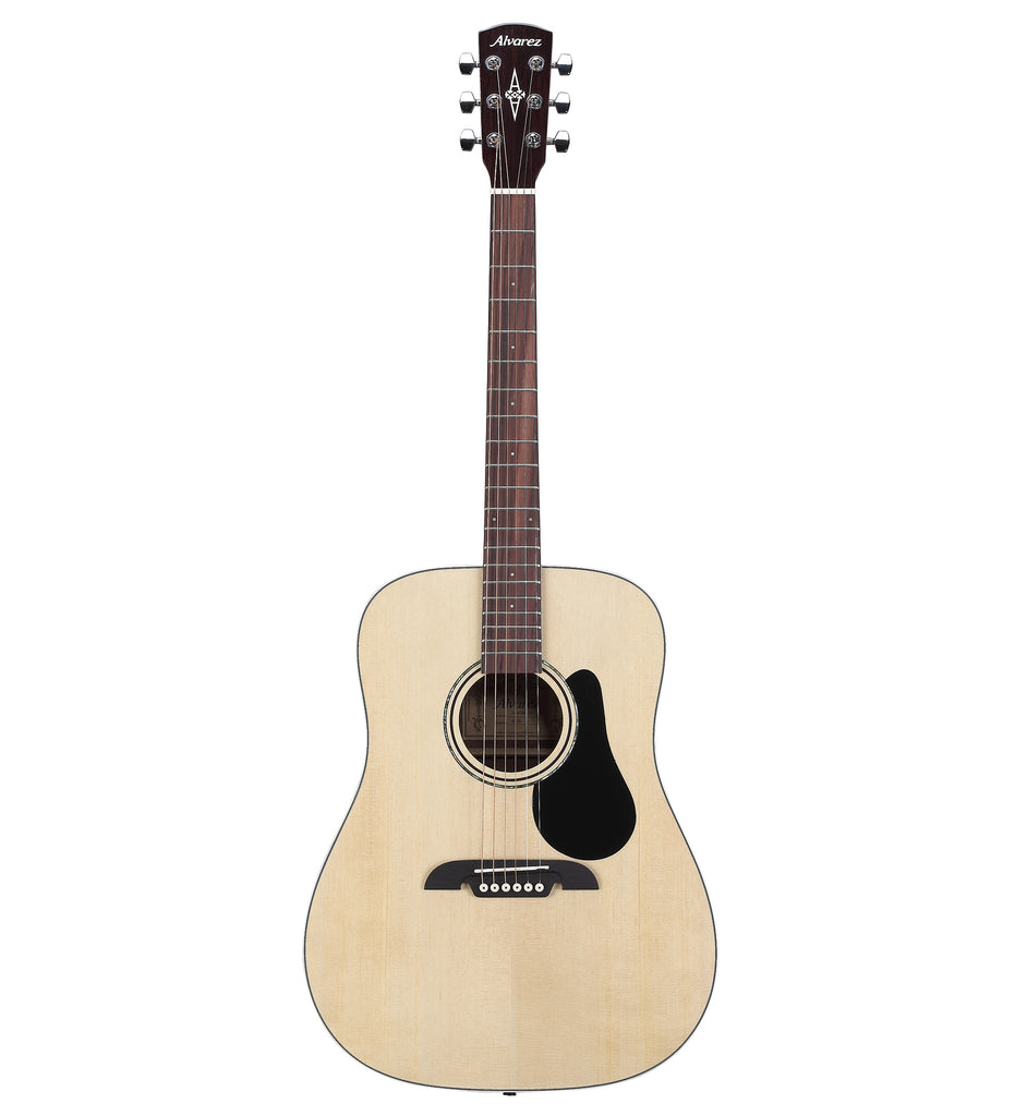 Alvarez RD26 Regent Series Dreadnought Acoustic Guitar - Natural Finish