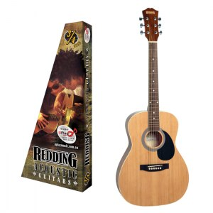 Redding RED34 3/4 size Steel String Guitar