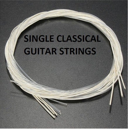 Individual Classical Guitar Strings