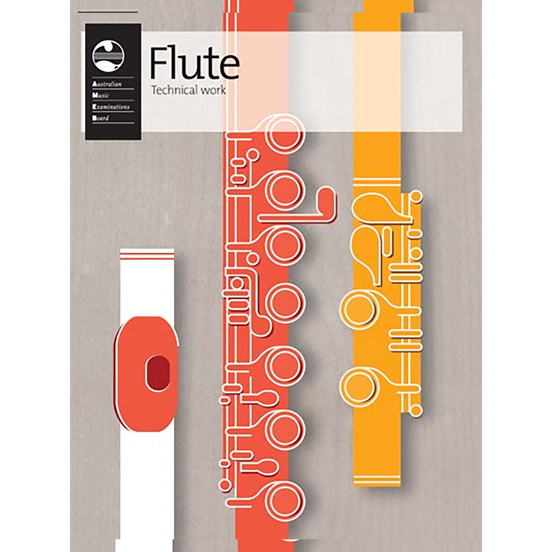 AMEB Flute Technical Workbook 2012 Edition - Current