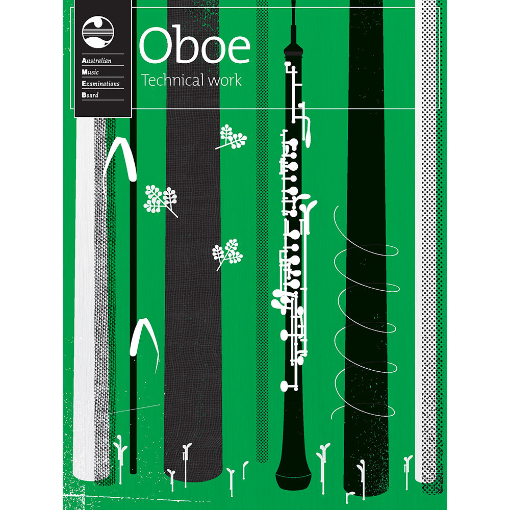 AMEB Oboe Technical Workbook 2018 Edition - Current