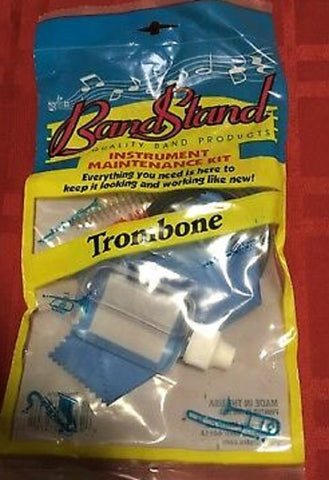 INSTRUMENT MAINTENANCE KIT-TROMBONE