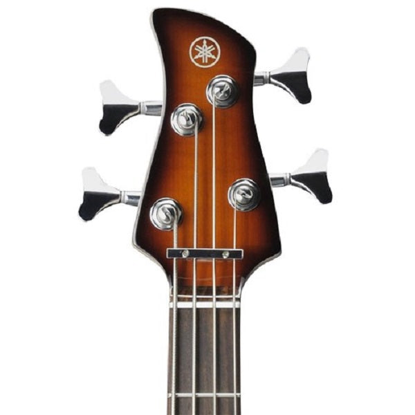 Yamaha TRBX204 4 String Bass Guitar Laurel Fingerboard (Old Violin Sunburst)