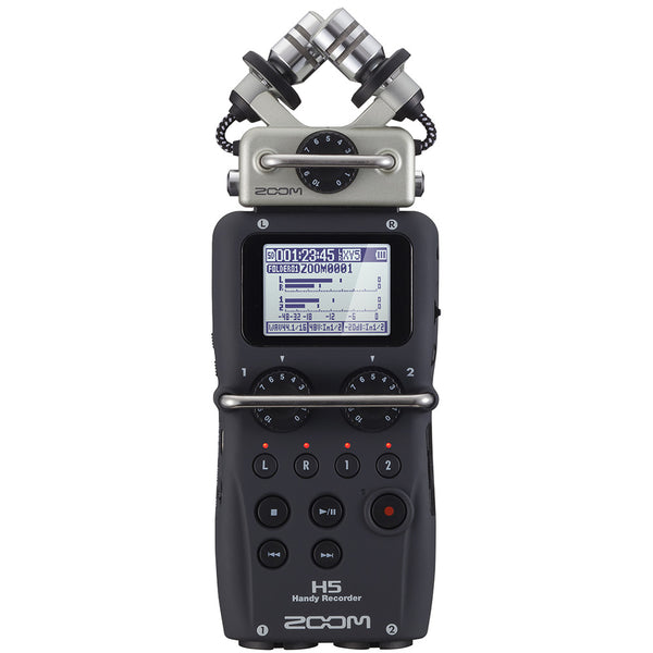 Zoom H5 Pro Handy Recorder - Call to Order