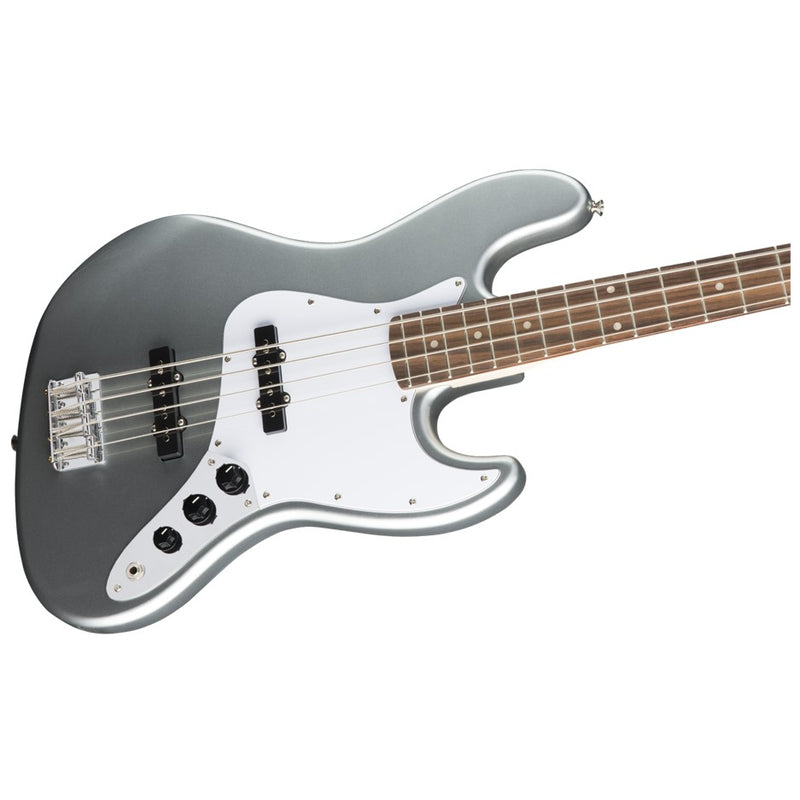Squier Affinity Series Jazz Bass - Slick Silver