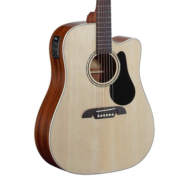 Alvarez RD26CE Regent Series Dreadnought Acoustic / Electric Guitar - Natural Finish
