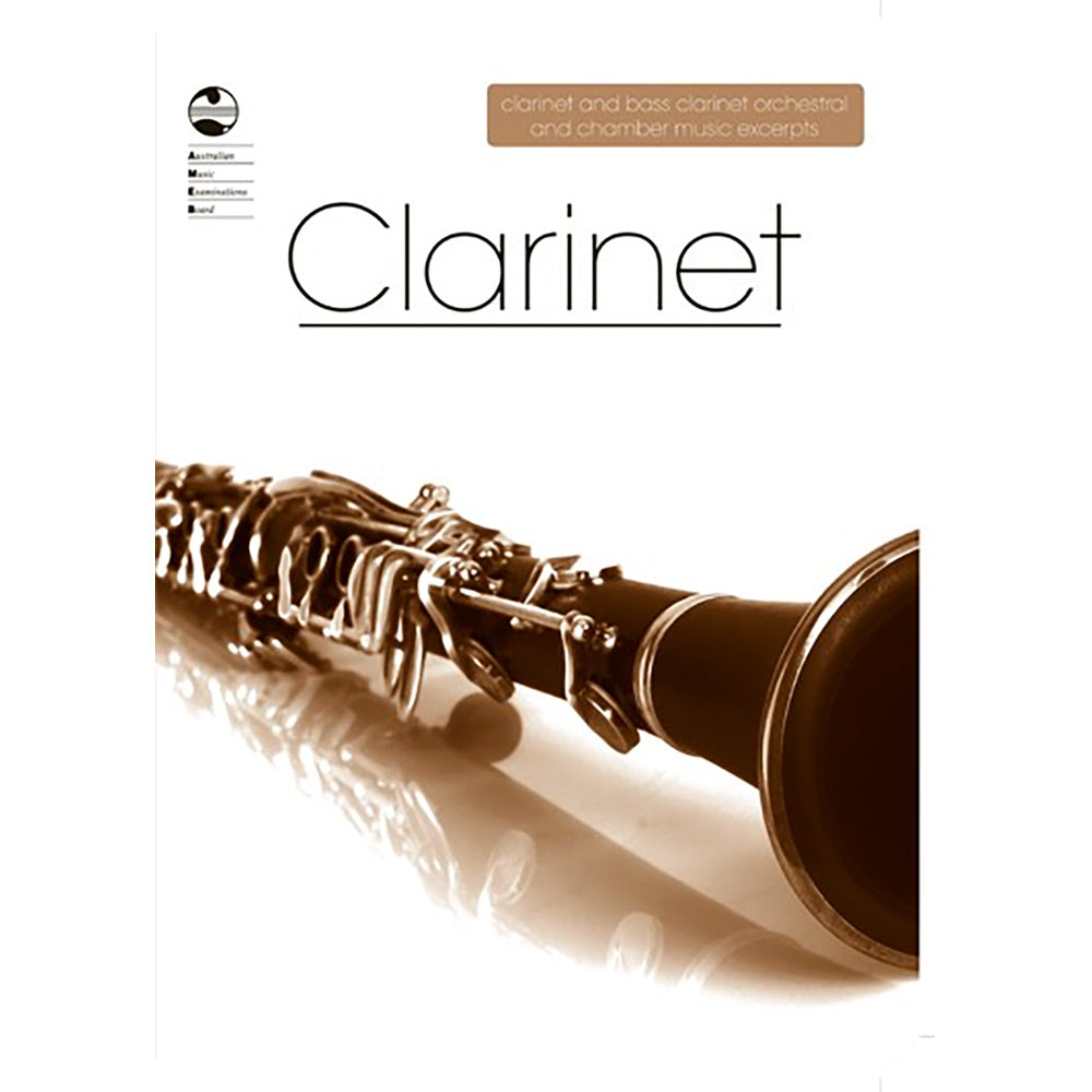 AMEB Clarinet Orchestral and Chamber Excerpts 2008 Edition - Current