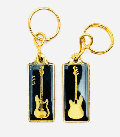 VM Australia Key ring BASS WH