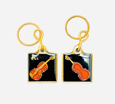 VM Australia Key ring VIOLIN