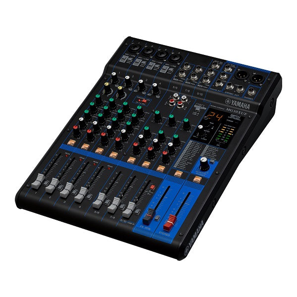 Yamaha MG10XUF 10 Channel Mixer w/ Built in Effects