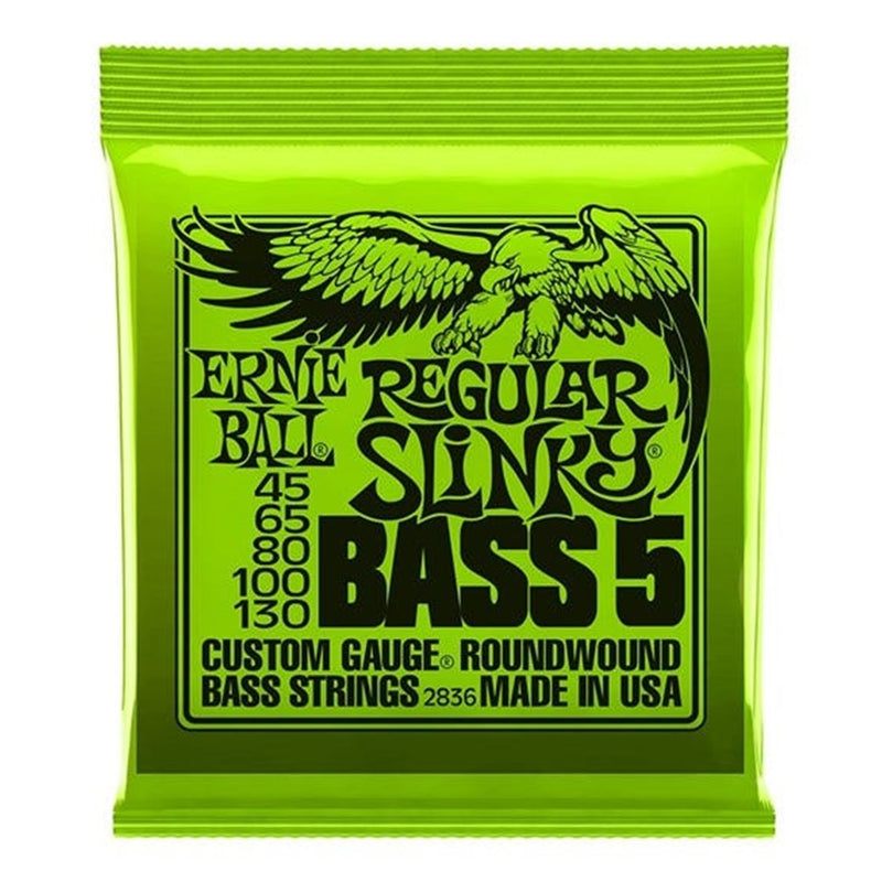 Ernie Ball 2836 Regular Slinky 5 String Bass Set