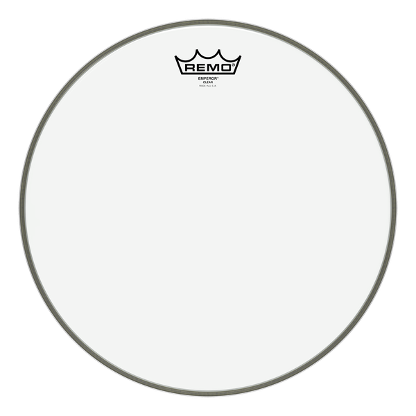 Remo Emperor Drum Head - Clear