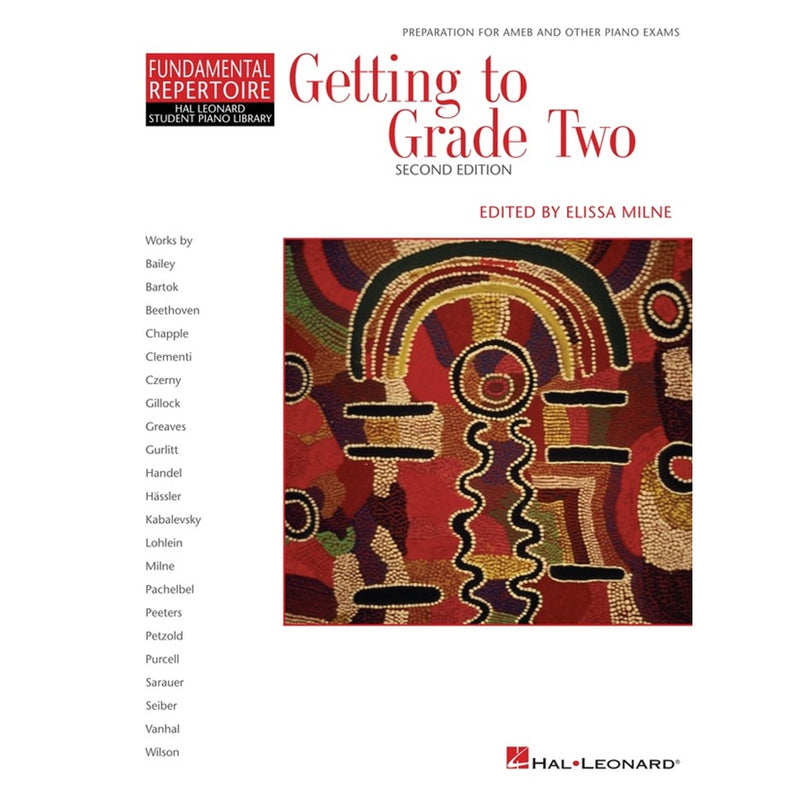 Getting to Grade 2 - 2nd Edition