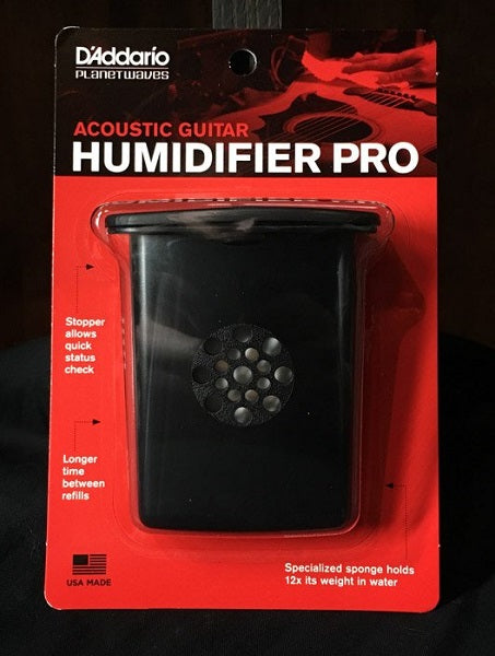 Acoustic Guitar Humidifier Pro