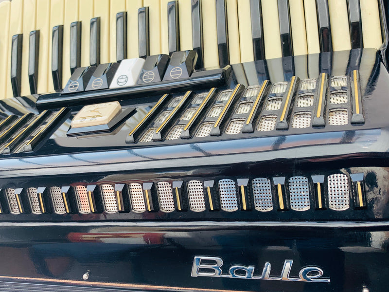 Balle 80 Bass Accordion