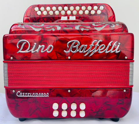 Dino Baffetti Button Accordion