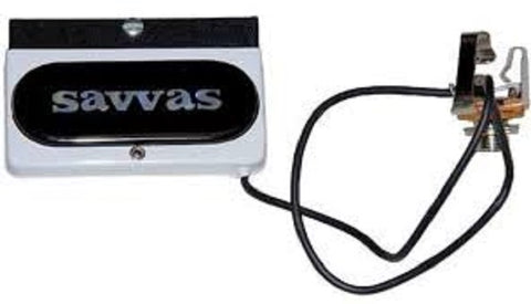 Savvas 8 String Bouzouki Pick-up White