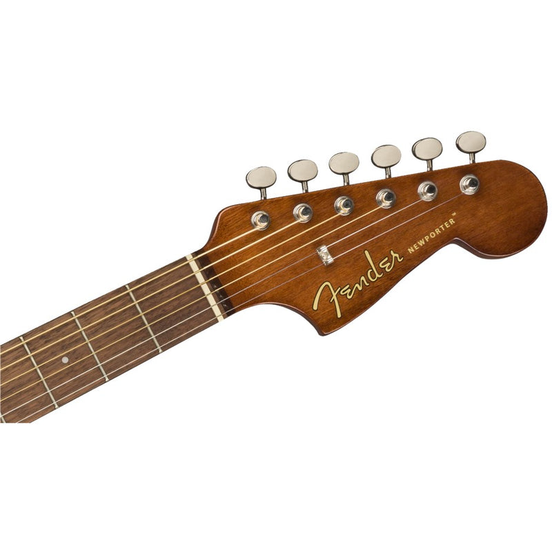 Fender Newporter Player Natural Acoustic Guitar
