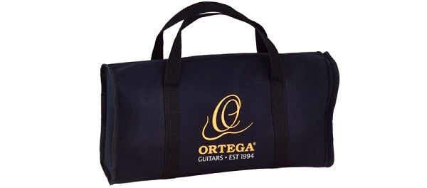 Ortega Cajon w/ Foot Pedal & Carry Bags