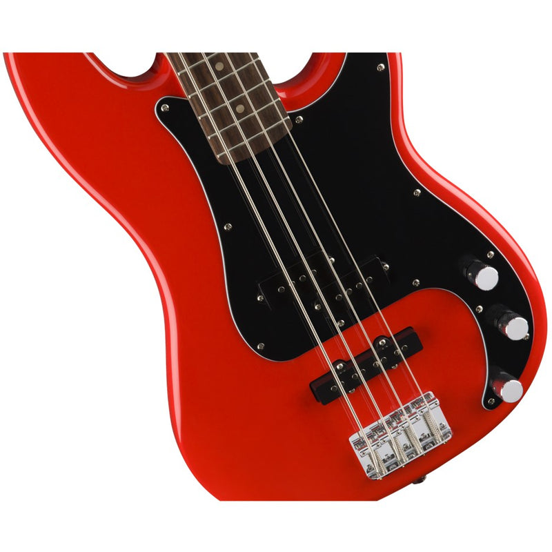 Affinity Series Precision Bass PJ, Laurel Fingerboard, Race Red