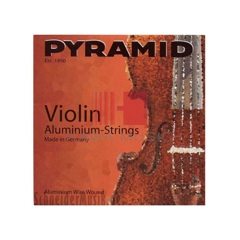 Pyramid Violin Strings - All Sizes