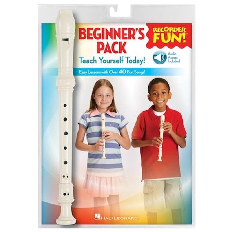 Recorder Fun! Beginner's Pack
