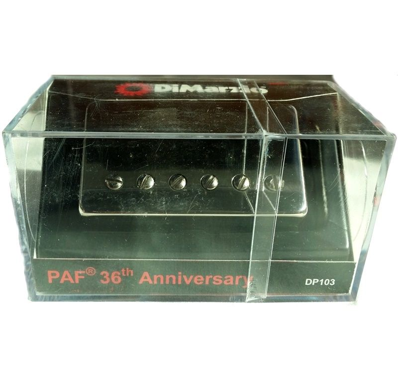 DiMarzio PAF 36th Anniversary DP103N - Nickel