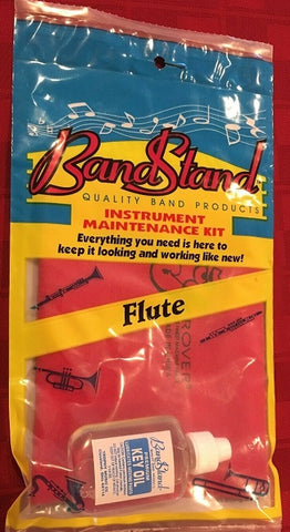 INSTRUMENT MAINTENANCE KIT- FLUTE