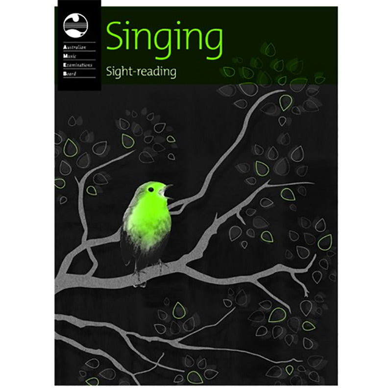 AMEB Singing Sight Reading 2011 Edition - Current