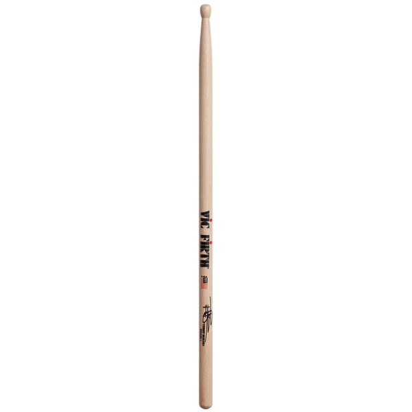 Vic Firth Terry Bozzio Phase 1 Signature Drumsticks - Wood Tip