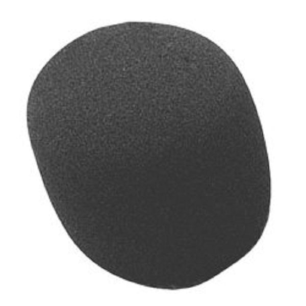 On Stage Stands ASWS58-B Foam Windscreen Black