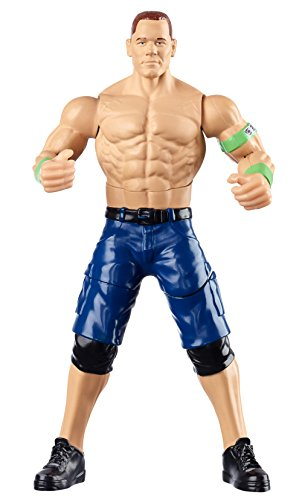 john cena collection 6-inch super strikers