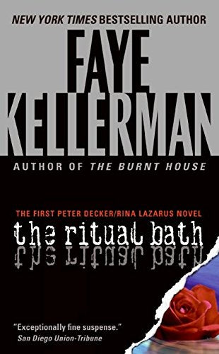 The Ritual Bath (Decker/Lazarus Novels)
