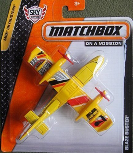 Matchbox Sky Busters Missions Lime Green NORTHROP GRUMMAN B-2 Bomber Die Cast Plane