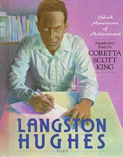 Langston Hughes (Black Americans of Achievement)