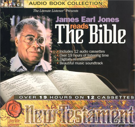 James Earl Jones Reads the Bible - New Testament