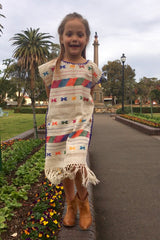 LITTLE JUANITA KAFTAN - SIZE L (AROUND 5 - 8 YEARS)