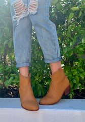 THE EVA BOOT : TAN